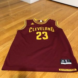 Cleveland Labron James Jersey